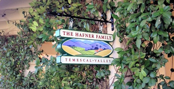 RESIDENTS AND BUSINESSES CAN ORDER THESE SIGNS FROM THE WE ARE TEMESCAL VALLEY BEAUTIFICATION COMMITTEE.