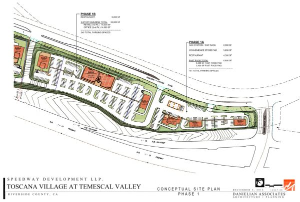 TOSCANA VILLAGE AT TEMESCAL VALLEY PHASE 1 (Click on image for a larger view).